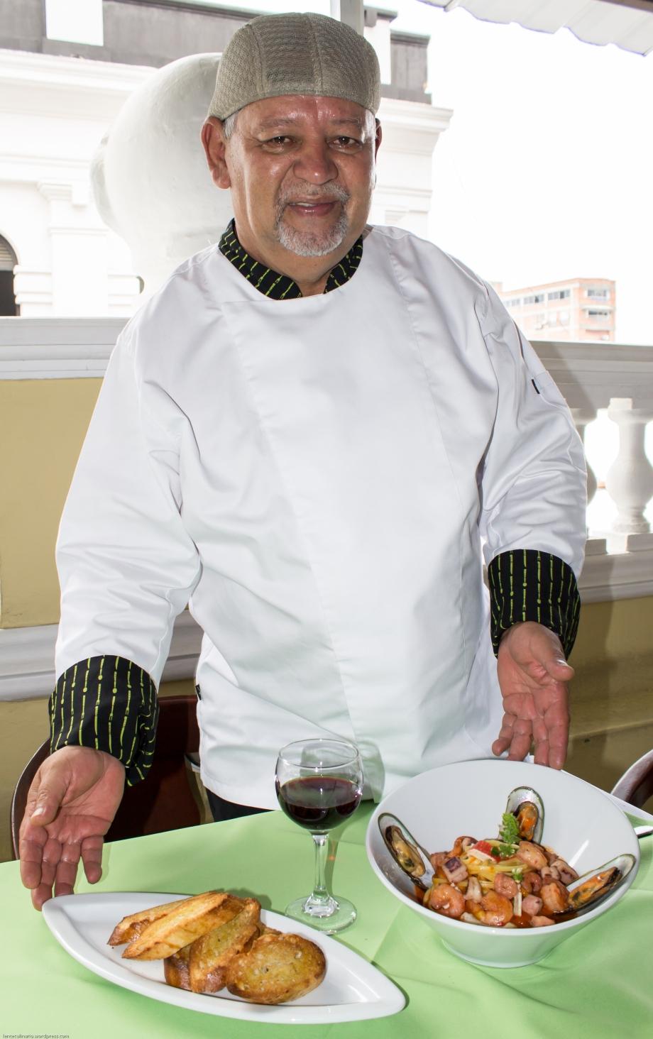 El Chef de la Salsa